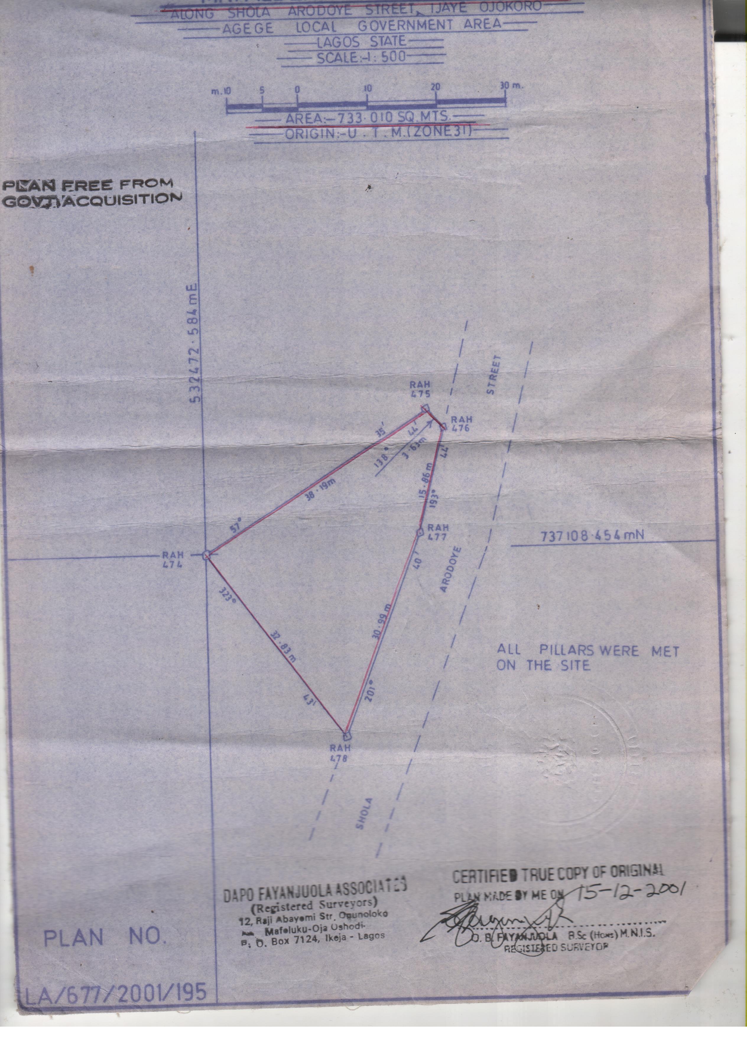 Survey Plan1