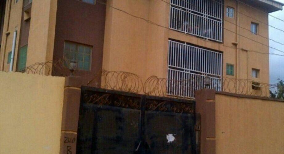 2 storey building ejigbo