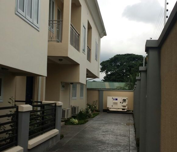 Brand new individually 4 bedroom house