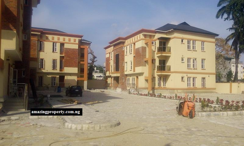 Blocks of flats for sale GRA Apapa Lagos