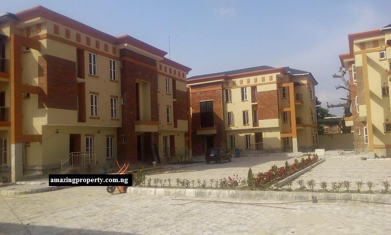 Block of flats GRA Apapa