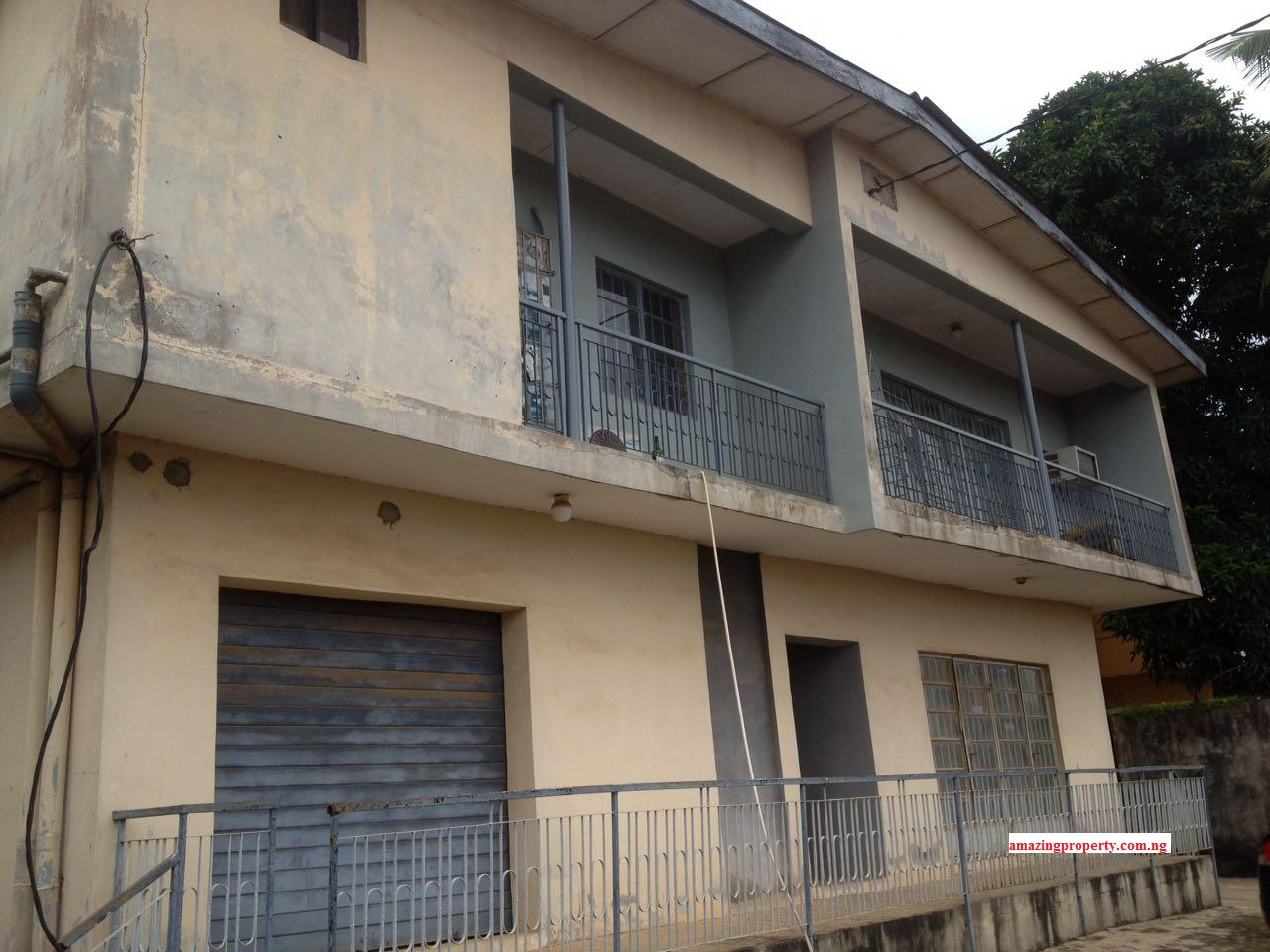 Building for sale gowon estate close to egbeda amazing for Building an estate