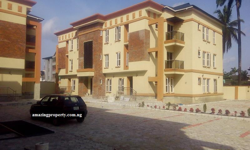 Blocks of Flats GRA Apapa Lagos