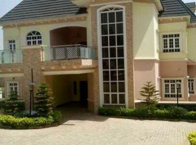 7 Bedroom duplex maitama Abuja Nigeria