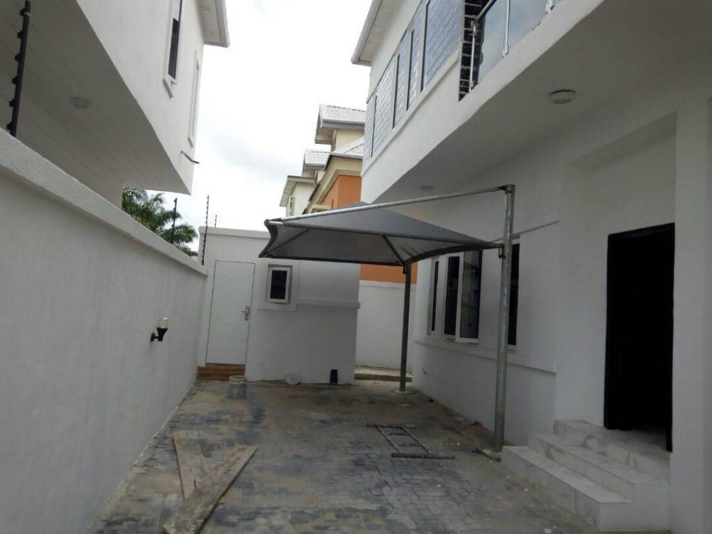 5 Bedroom Detached Duplex Chevy View Estate Lekki Lagos