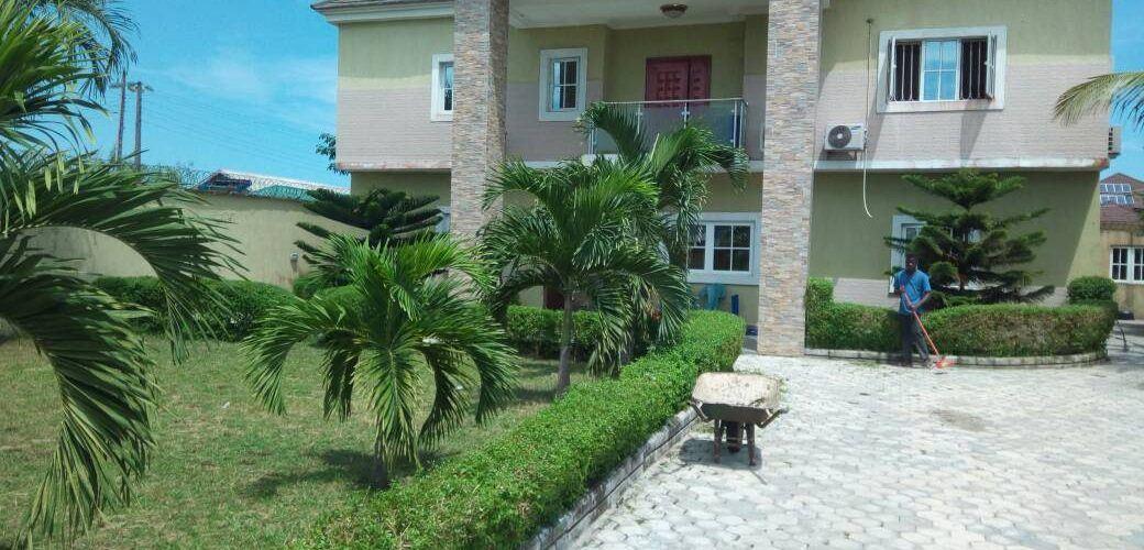 5 Bedroom Duplex Ibeju-Lekki Lagos