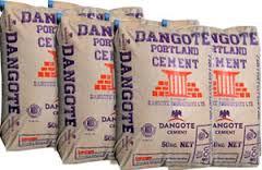 Dagote cement