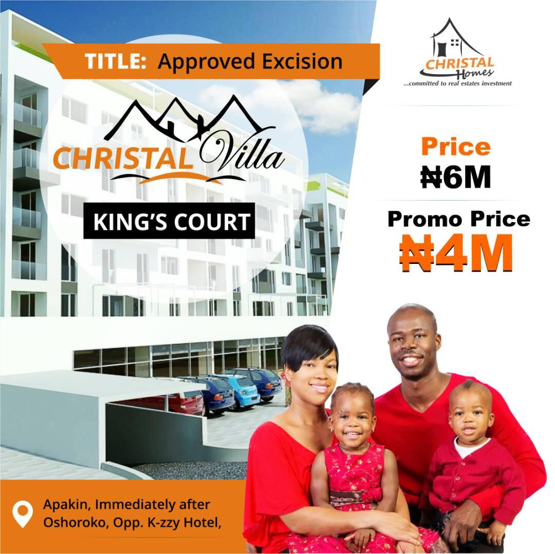 Kings Court villa