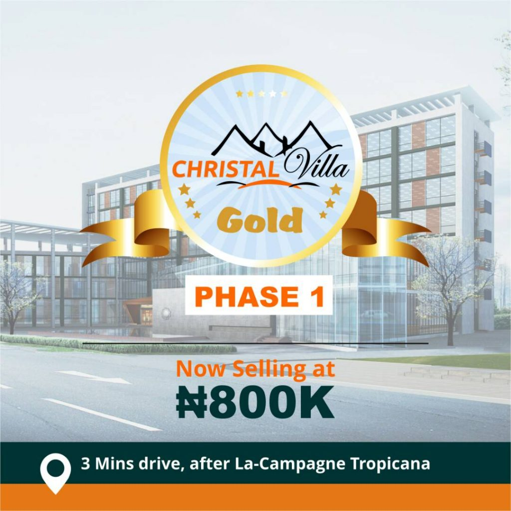 Christal Gold Phase 1
