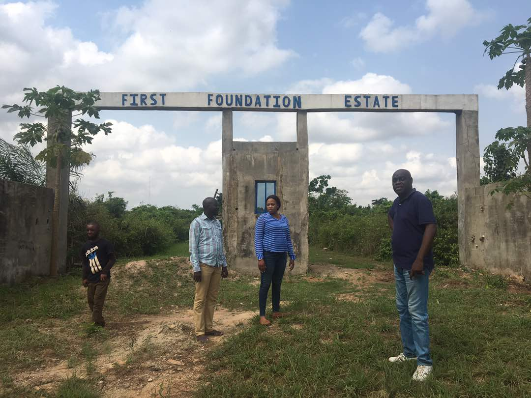 First Foundation Estate Ikorodu