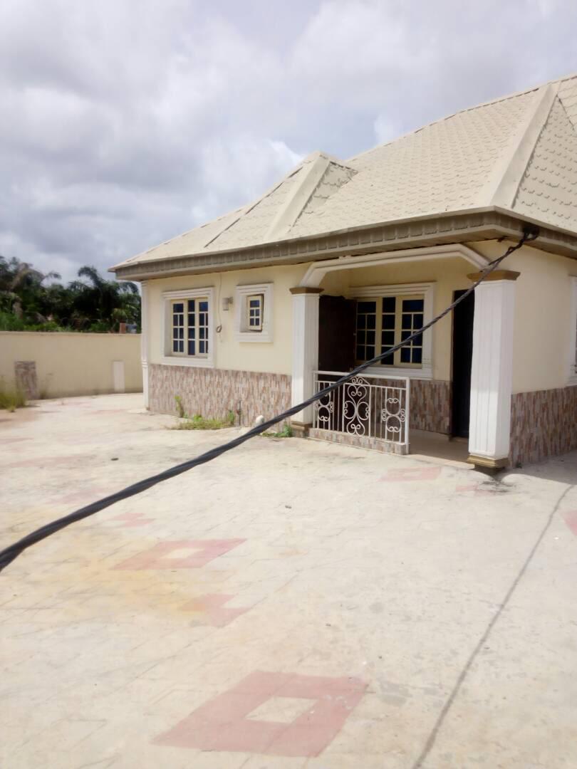 3 and 2 bedroom detached bungalow