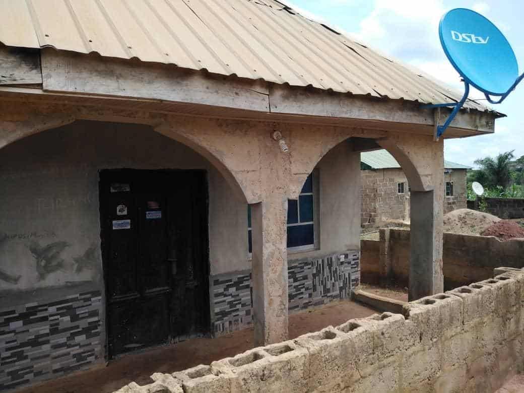 Bungalow House Ogun State