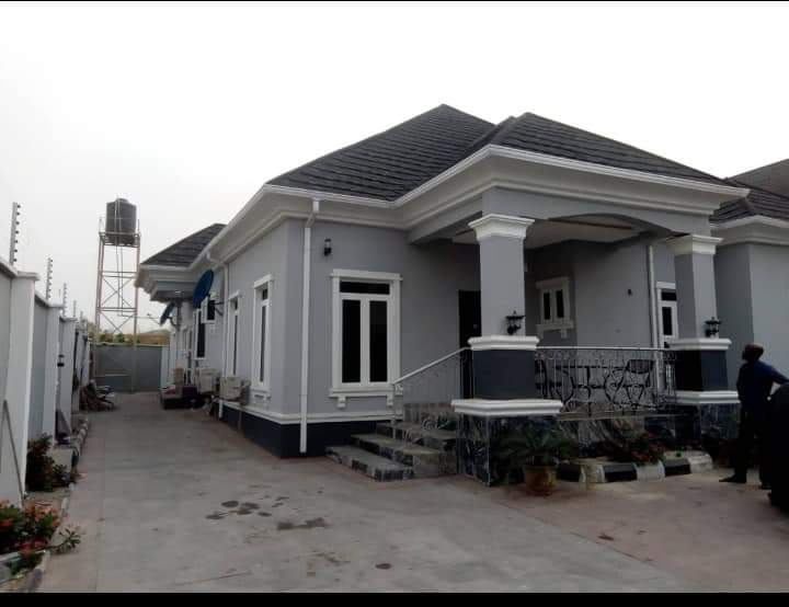 5 Bedroom Bungalow House Ikotun Lagos