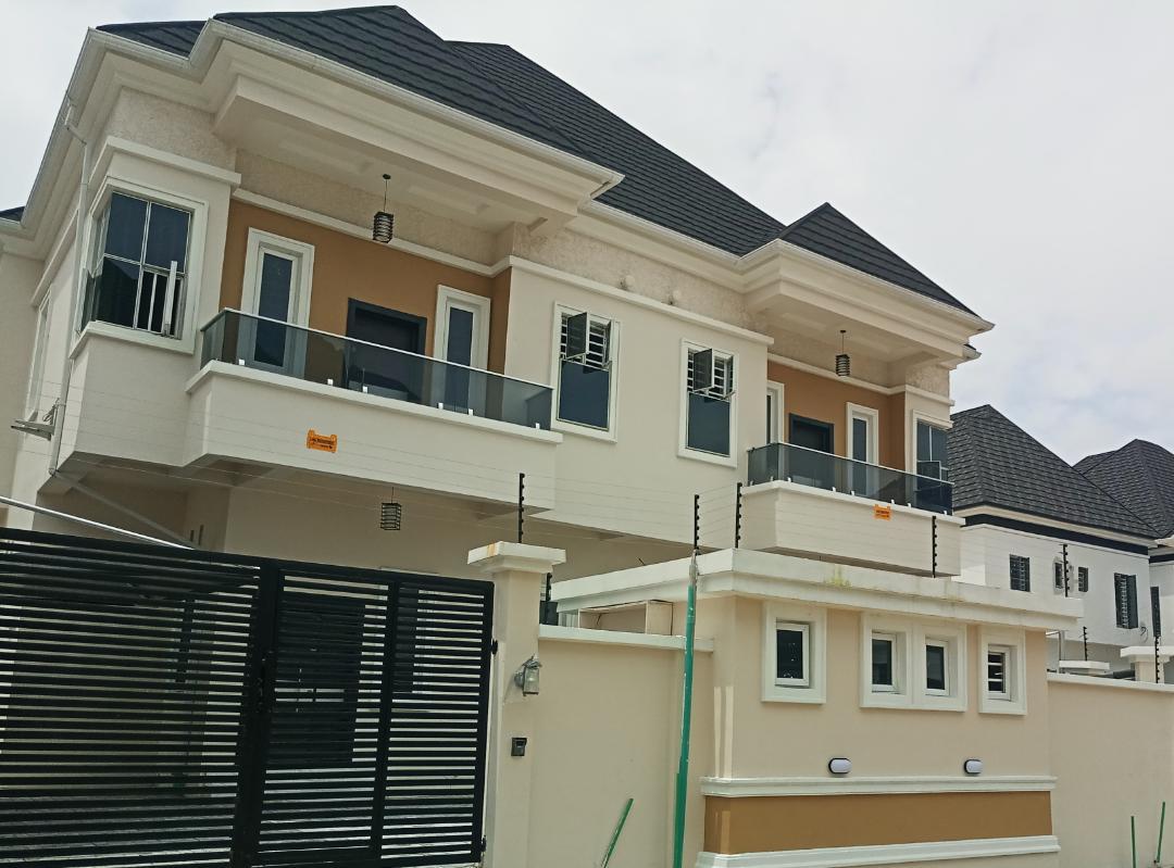 4 Bedroom Semidetached Duplex Lekki Lagos