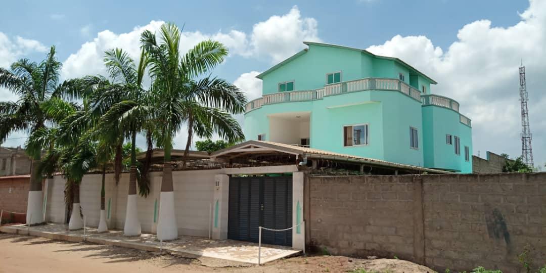Building in Cotonou